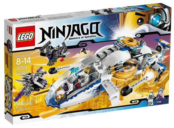 LEGO® Ninjago 70724 NinjaCopter