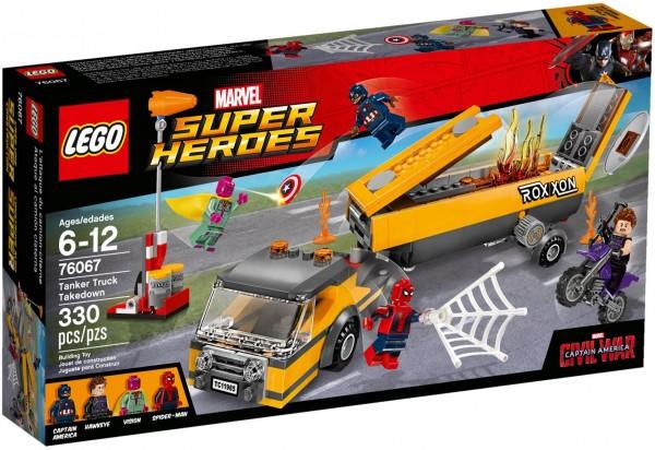 LEGO® Marvel Super Heroes 76067 Tanklaster-Überfall