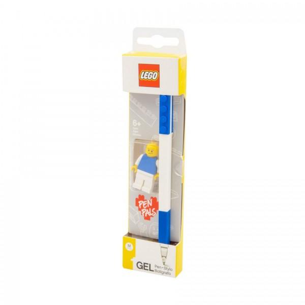 LEGO® 52600 Gelstift mit LEGO-Minifigur - blau