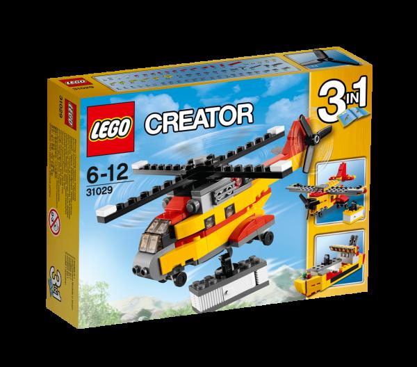 LEGO® Creator 31029 Transporthubschrauber