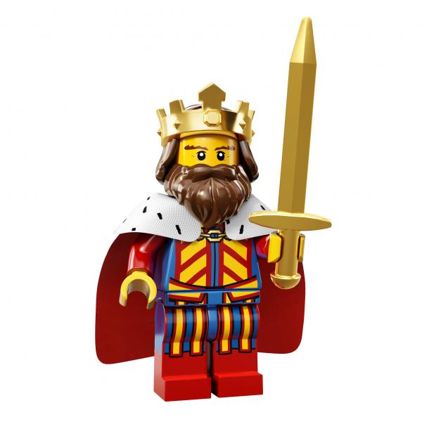 LEGO® Minifiguren Serie 13 - King 71008-01
