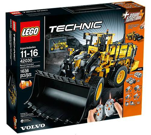 LEGO® Technic 42030 VOLVO L350F Radlader