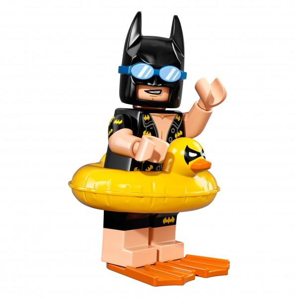 The LEGO® Batman Movie Minifigur - Vacation Batman 71017-05