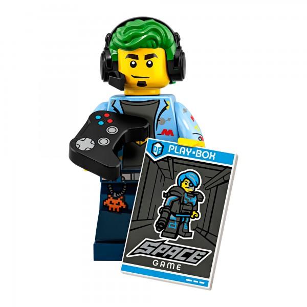 LEGO® Minifigur Serie 19 71025-01: Videospiel-Champion