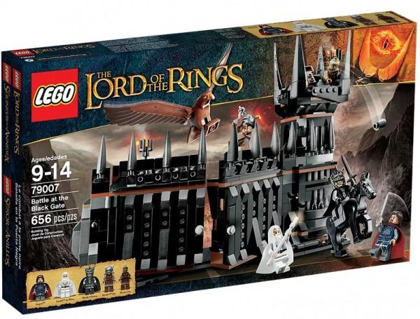 LEGO® Herr der Ringe 79007 Die Schlacht am Schwarzen Tor