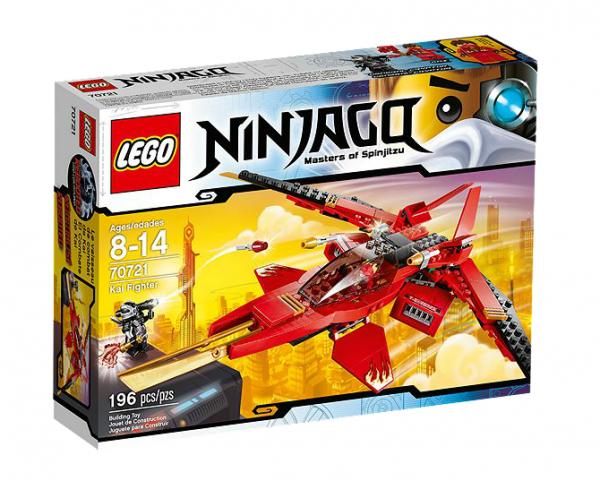 LEGO® Ninjago 70721 Kais Super-Jet