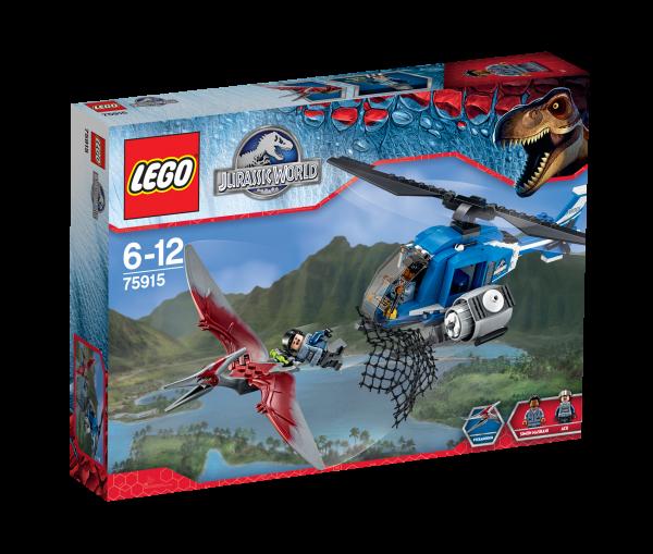 LEGO® Jurassic World 75915 Jagd auf Pteranodon