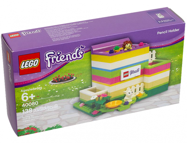 LEGO® Friends 40080 Stiftehalter
