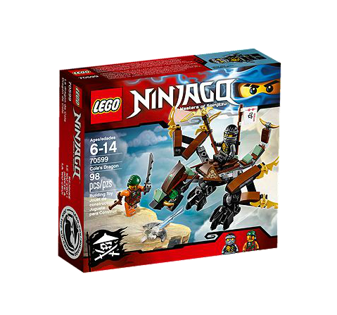 LEGO® Ninjago 70599 Coles Drache