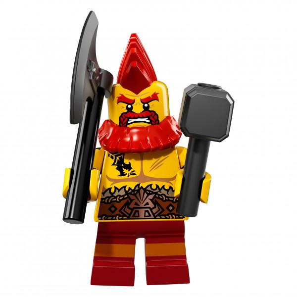 LEGO® 71018 Minifigur Serie 17 - Kämpferischer Zwerg 71018-10