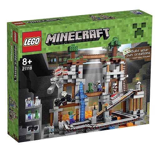 LEGO® Minecraft 21118 Die Mine