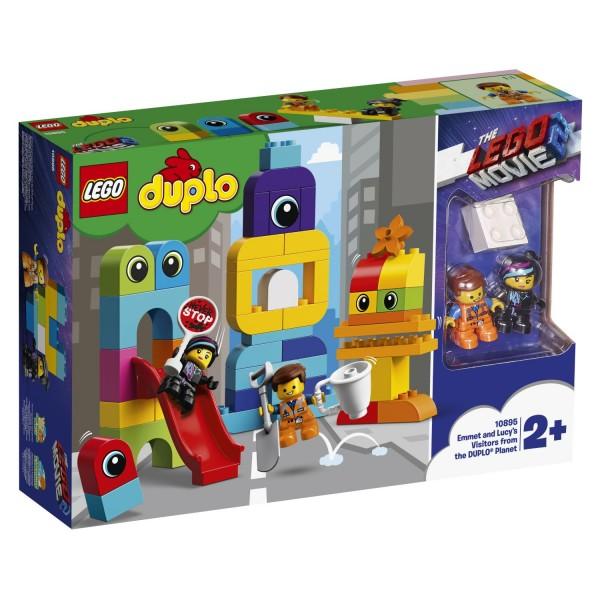 LEGO® DUPLO® Movie 2 - 10895 Besucher vom LEGO® DUPLO®Planeten
