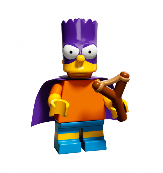 LEGO® The Simpsons Serie 2 - Bart Simpson 71009-05