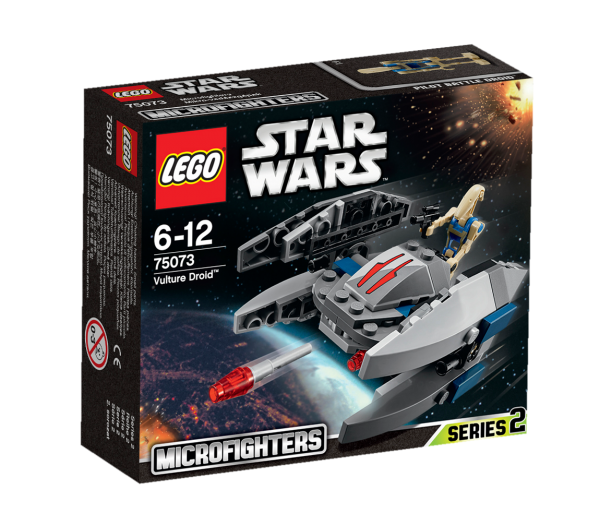 LEGO® Star Wars 75073 Vulture Droid