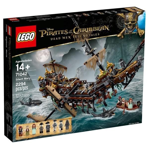 LEGO® 71042 Silent Mary