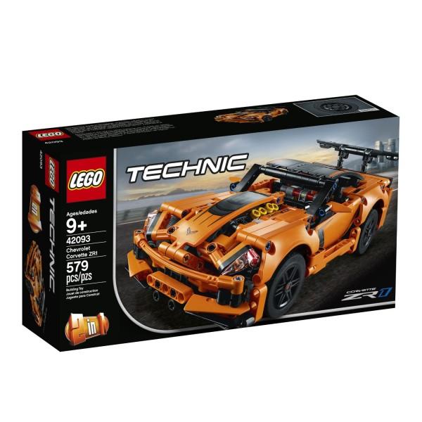 Lego Technic 42093 Chevrolet Corvette Zr1 Günstig Kaufen