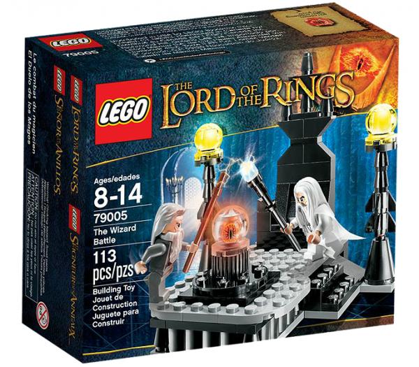 LEGO® Herr der Ringe 79005 Duell der Zauberer