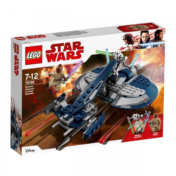 LEGO® Starwars 75199 General Grievous Combat Speeder