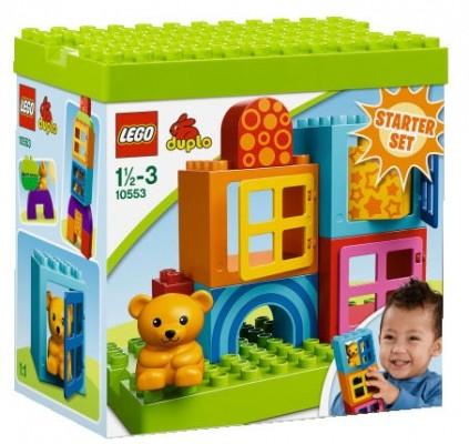 LEGO® DUPLO® 10553 Bau- und Spielwürfel