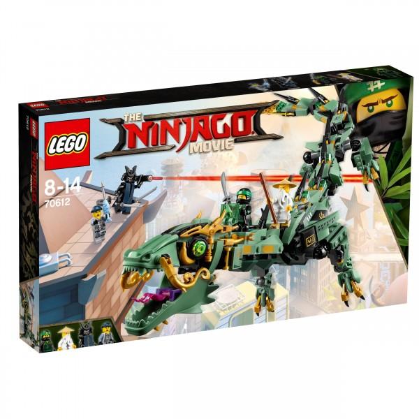 LEGO® Ninjago Movie 70612 Mech-Drache des Grünen Ninja