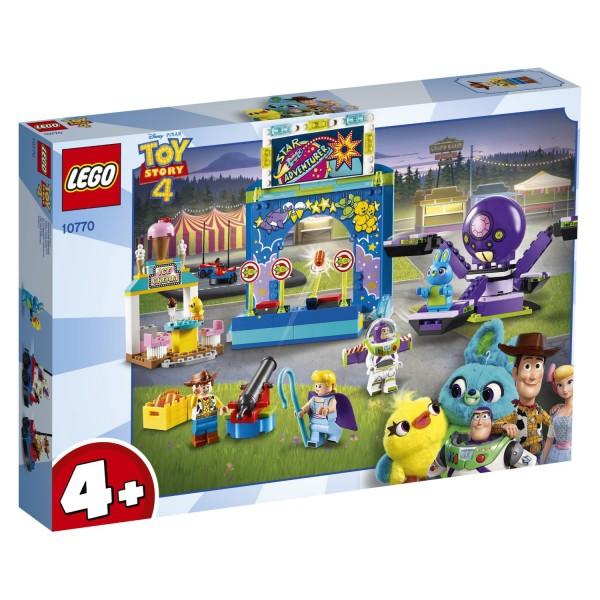 LEGO® Toy Story™ 10770 Buzz & Woodys Jahrmarktspaß!
