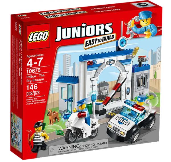 LEGO® Juniors 10675 Polizeiwache