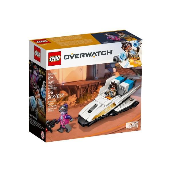 LEGO® Overwatch® 75970 Tracer vs. Widowmaker