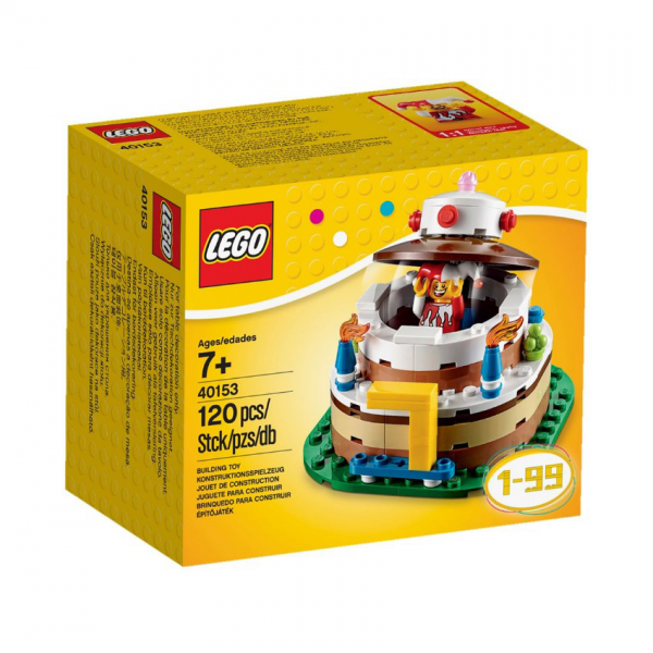 LEGO® 40153 Geburtstagstischdekoration
