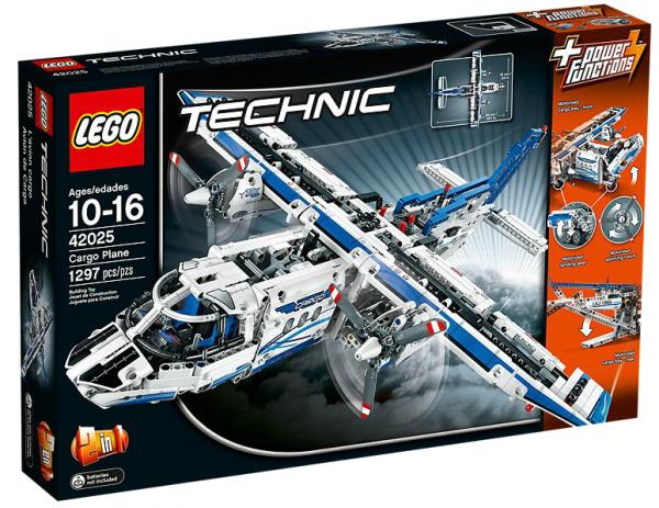 LEGO® Technic 42025 Frachtflugzeug