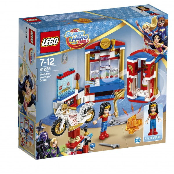LEGO® DC Super Hero Girls 41235 Wonder Womans Schlafgemach