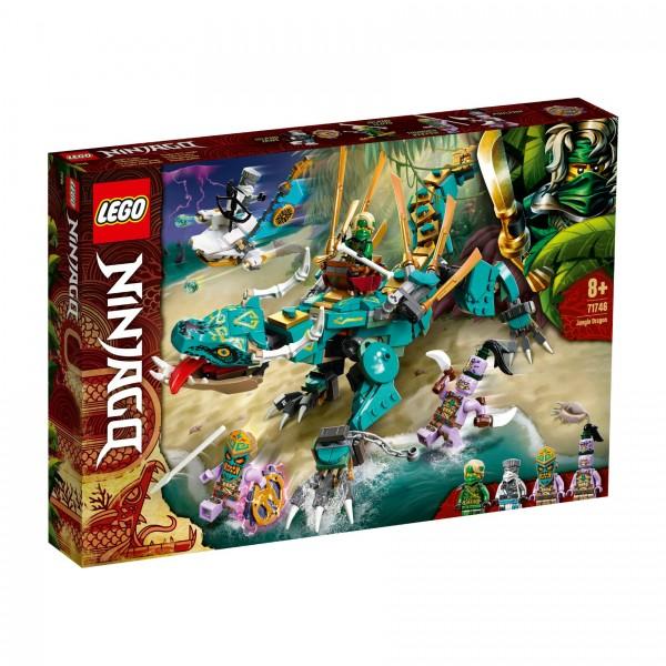 LEGO® NINJAGO® 71746 Dschungeldrache