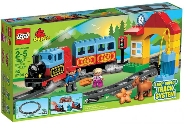 LEGO® DUPLO 10507 Eisenbahn Starter Set