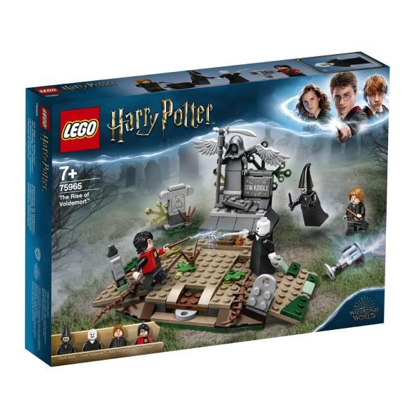 LEGO® Harry Potter 75965 Der Aufstieg von Voldemort™
