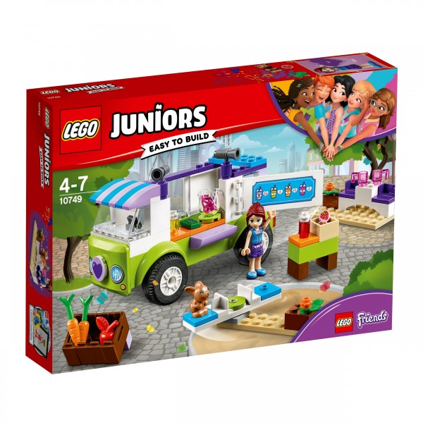 LEGO® Juniors 10749 Mias Bio Foodtruck