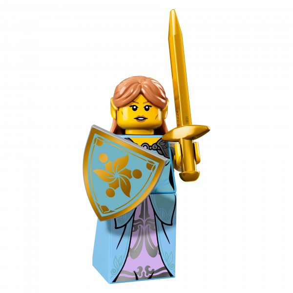 LEGO® 71018 Minifigur Serie 17 - Elfe 71018-15