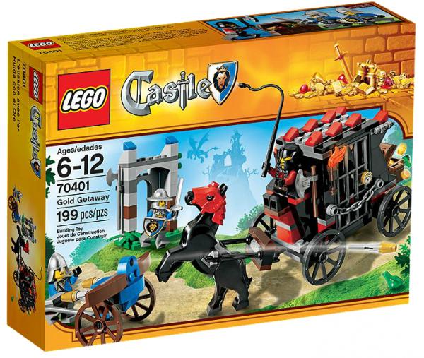 LEGO® Castle 70401 Goldraub