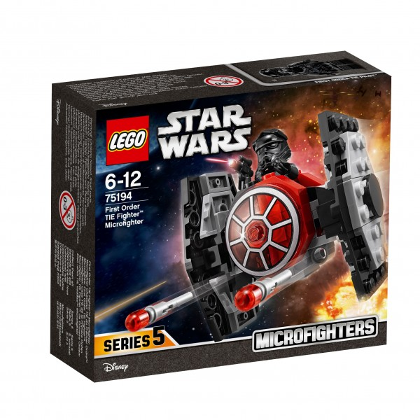 LEGO® Starwars 75194 First Order TIE Fighter Microfighter