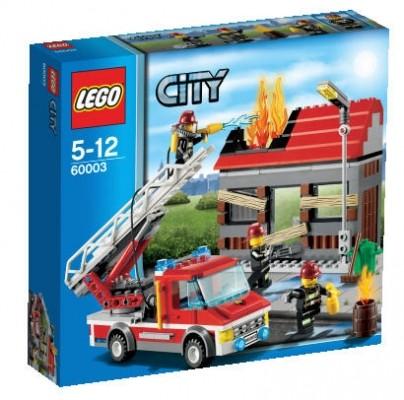 LEGO® CITY 60003 Feuerwehreinsatz
