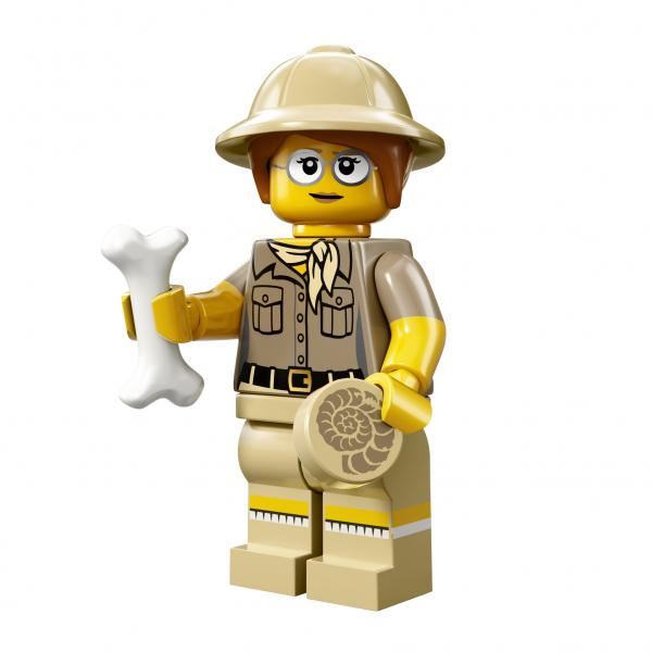LEGO® Minifiguren Serie 13 - Archeologist 71008-06