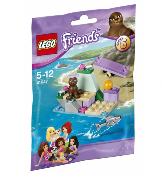 LEGO® Friends 41047 Robbenbaby-Fels