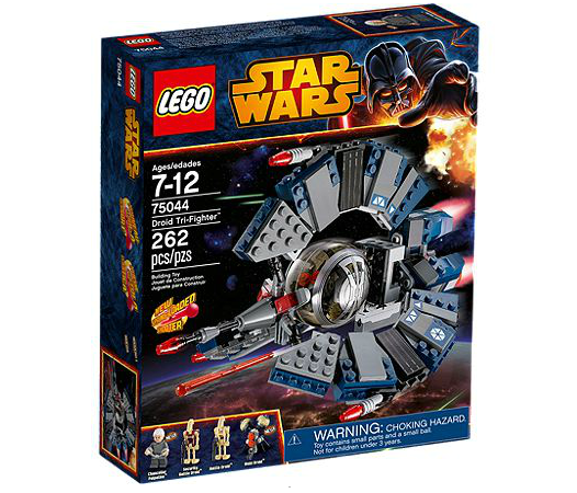 LEGO® Star Wars 75044 Droid Tri-fighter
