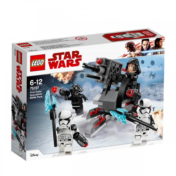 LEGO® Starwars 75197 First Order Specialists Battle Pack