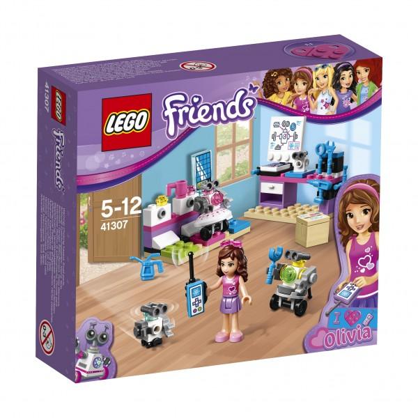 LEGO® Friends 41307 Olivias Erfinderlabor