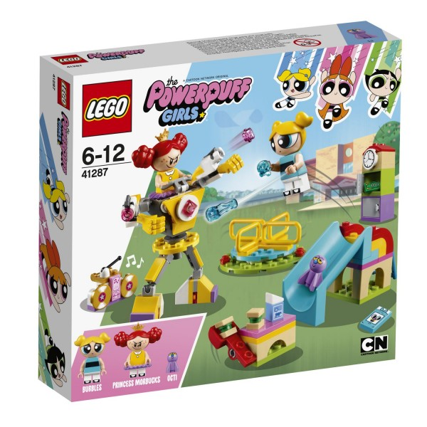 LEGO® The PowerPuff Girls 41287 Bubbles' Spielplatzabenteuer