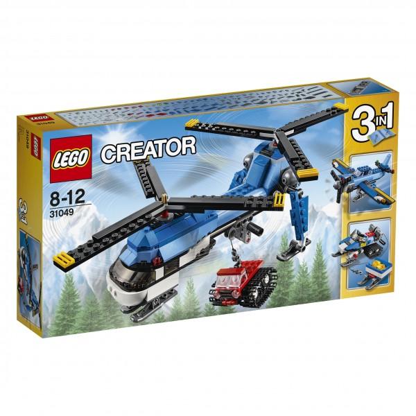 LEGO® Creator 31049 Doppelrotor-Hubschrauber