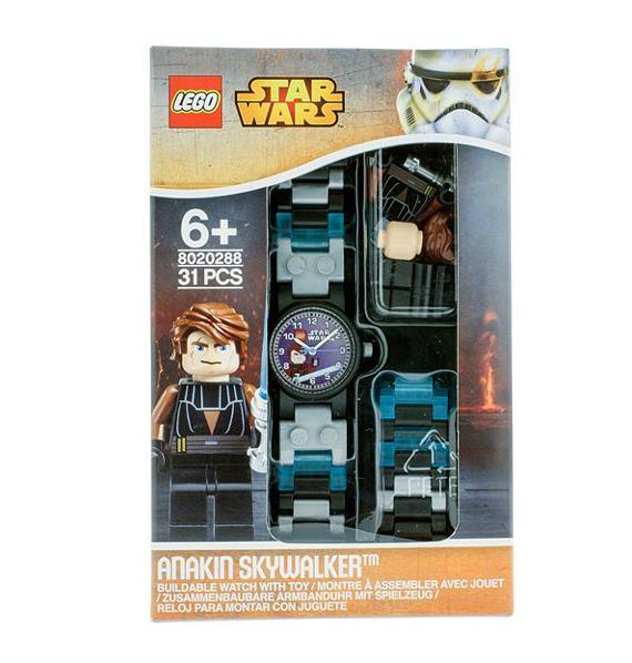 LEGO® Starwars 5005011 Anakin Skywalkers Minifiguren-Uhr
