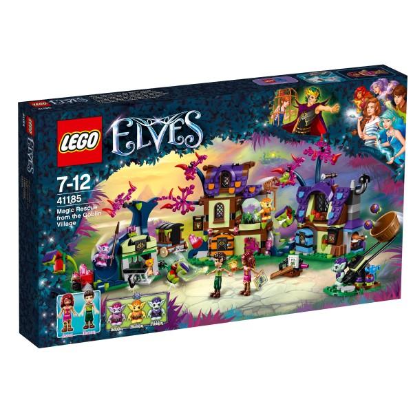 LEGO® Elves 41185 Magische Rettung aus dem Kobold-Dorf