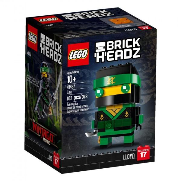 LEGO® BrickHeadz 41487 Lloyd