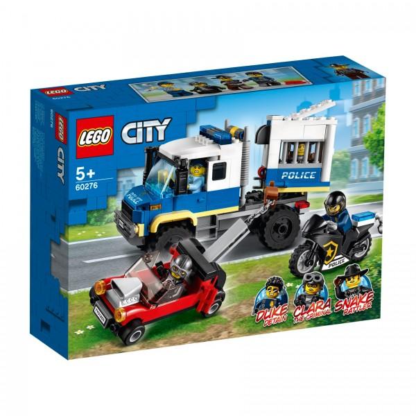 LEGO® CITY 60276 Polizei Gefangenentransporter