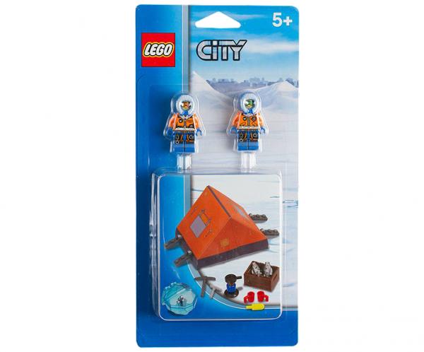 LEGO® CITY 850932 Arktis Zubehör-Set